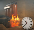 How dry type transformers are self-extinguishing and fire resistant.